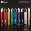 Mais populares produtos de vapor 2015 venda quente e-cigarro bateria egoii twsit 2200 mah ego bateria 3.3-4.8v