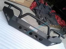 good design heavy duty black steel Front bumper for JEEP WRANGLER JK