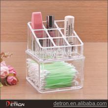 Cosmetic lipstick storage display acrylic organizers