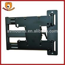 """For 23""""-40"""" screen 80lbs tilt 15 degrees swivel 180 degrees Best Selling full motion lcd screen wall mounts"""