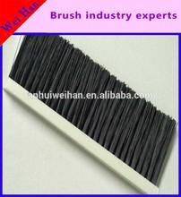 door bottom aluminium strip brush seal