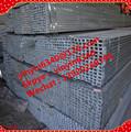 Tubo quadrado de aço 40x40, aço galvanizado tubo quadrado, tubo de aço quadrado que faz a máquina