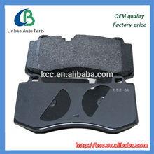 High-quality rear brake pads for Benz E200 / E280 001 420 01 20