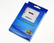 Micro HDMI to AV Cable HDMI to AV/RCA/CVBS Converter 1080P