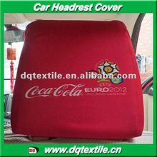2012 UEFA Sponsor Car Head rest Cover flag