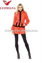 2012 Latest design winter jackets for women