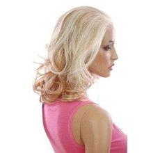 Hot sale high temperature synthetic fiber wigs