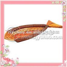 2012 Hotest Fish Shape Basket Wicker