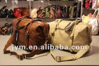 leather travel bags satchel bag