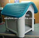 Fashional plastic dog house sample