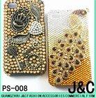 Cell phone Rhinestone Colorful Decorative Case