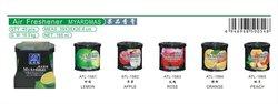 2012 latest 165ml gel car air freshener