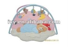 Baby Crawling Floor Mat- Good Night Bear