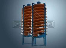 spiral machine,spiral chute,spiral separator