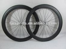 lowest shipping cost!!!60mm carbon clincher wheels sapim spoke+basalt braking surface,1510g+/-30g