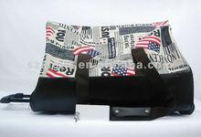 flag printing trolley bags luggage handbag 2012