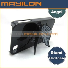 angel wing-shape holder for iPhone