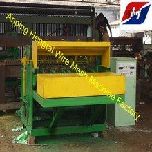 Full Automatic Breed Aquatics Row Welded Wire Mesh Machine(12 years factory)