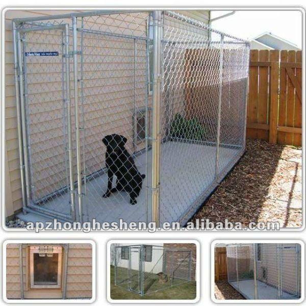 protecting dog fence