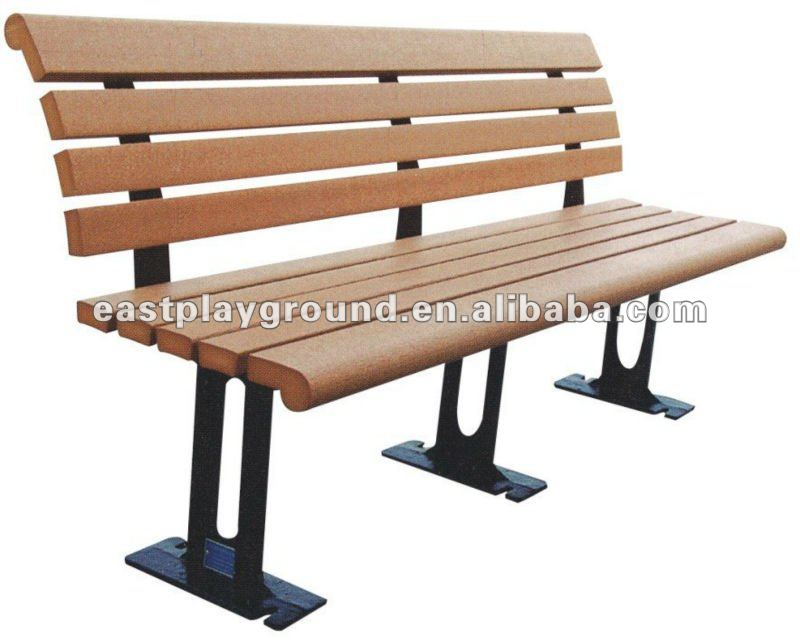 Outdoor wood furniture garden patio wood furniture with aluminum