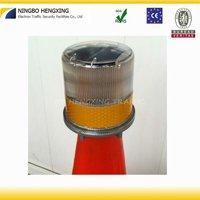 solar Led rotary warning light