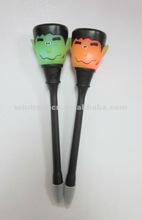 Light Up Halloween Pen LED Flashing Gift Pen