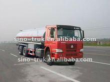 sinotruck howo fuel truck