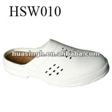 De alta qualidade vendável branco praia à beira-mar sapatos