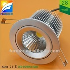 28w cob led downlight ceiling light, replace 80w philips light