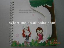 spiral notebook office&school supplies