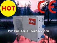 Titanium Heat Exchanger Heat Pump Swimming Pool energy saving 70%