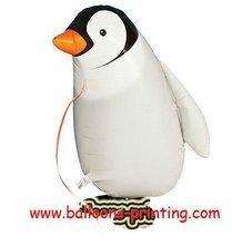 penguin walking pet balloons new arrived