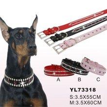 Leather dog collars big dogs