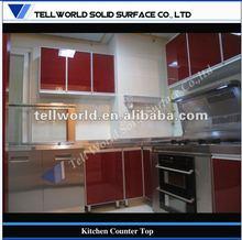 Kitchens furniture 2012,Faux stone complete kitchen design