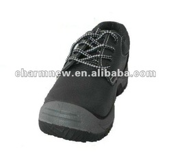 2012 hot steel toecap leather safety shoes