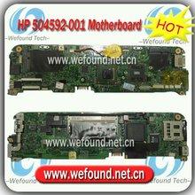 504592-001,Laptop Motherboard for HP Mini 1000, 1100, Compaq Mini 700 Series Intel Atom N270 1.6GHz Mainboard,System Board