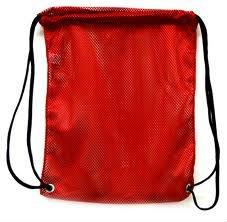 hot selling 210d nylon foldable mesh bag/ gift bags