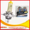 Quartz glass yellow halogen bulb H4 12v 60/55w