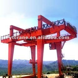 Ground Traveling Gantry Crane 40 ton for Sale