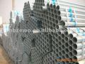 galvanizado de acero sin soldadura de tuberías