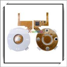 White Handset Click Wheel Flex Cable For iPod Nano -I3101WH