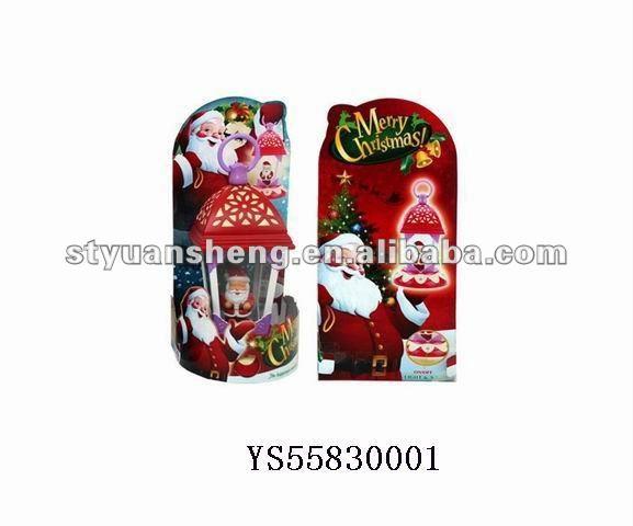 2012 TOP Sale Christmas Light Santa Claus LED Light