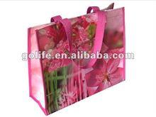 2012 hot sale pp woven shopper bags promotion,pp woven tote promotion bags,give away pp woven promotional bags