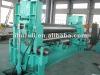 hydraulic upper roller universal plate bending machine, plate rolling machine