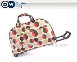 2012 Fashion Trolley Duffle Bag Trolley Travelling Bag