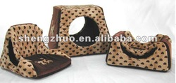 luxury series pet bed cushion