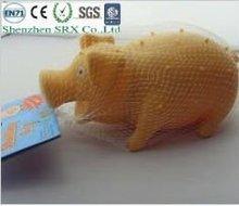 plastic shrilling pig new kids toys for 2012