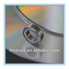 High Performance ball bearing dimension miniature series