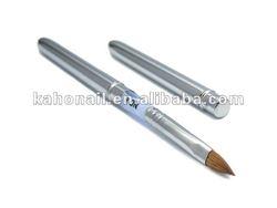 Yiwu suppliers to provide all kinds nail art,cosmetics acrylic brush acrylic waterproof paint