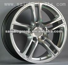 alloy/chrome car rims ,racing car wheel F-1001